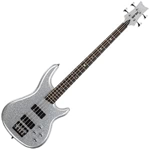daisy rock rock candy bass guitar diamond sparkle musical instruments. Black Bedroom Furniture Sets. Home Design Ideas