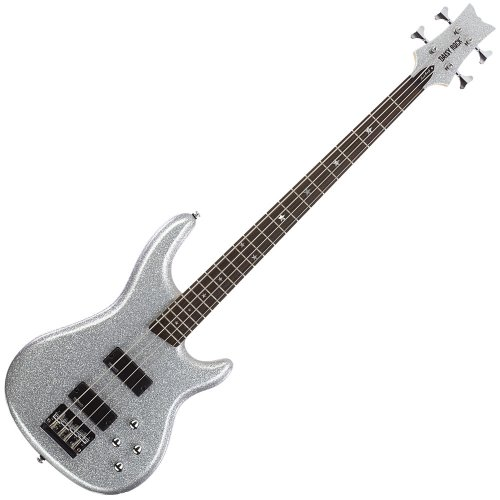 Daisy Rock - Rock Candy Bass Guitar, Diamond Sparkle