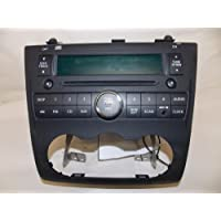 2011-2012 Nissan Altima Sedan AM/FM/Single CD Radio - 28185-ZX11A