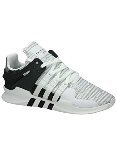 Sneakers Black EQT adidas Black Low Adv White Top Men's Support On4OPa