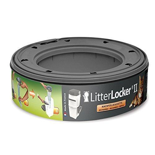 Litter Locker II Lot de 6 recharges anti-odeur pour litière Habapet GmbH & Co. KG