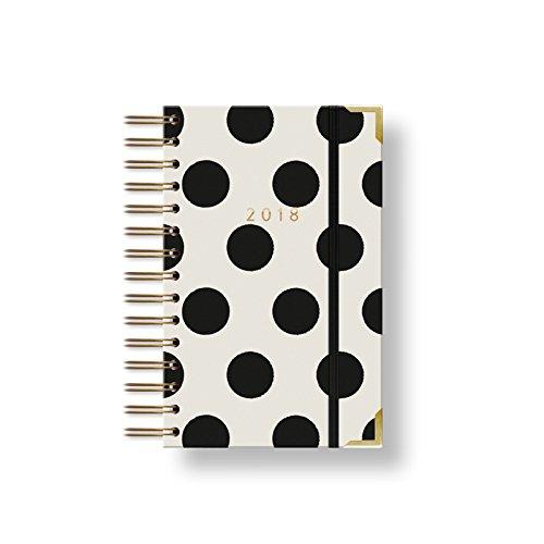 Charuca AG15 - Agenda día página con diseño Minimal, 117 x 197 mm