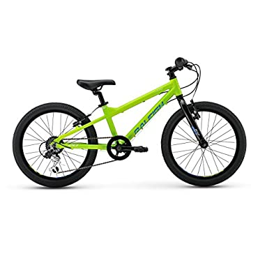 Raleigh Rowdy 20 Kid's Mountain Bike, Green