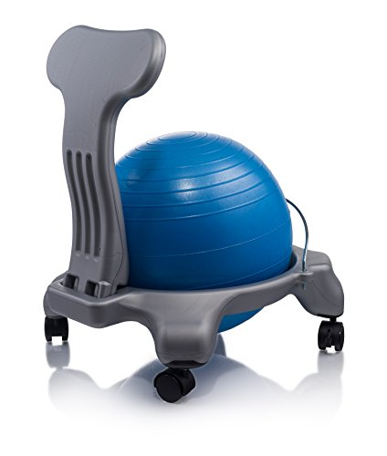 bintiva Ball Chair for Children - Includes Free Air Pump. Keeps The Mind Focused While Promoting A Healthy Posture. by bintiva (Image #7)