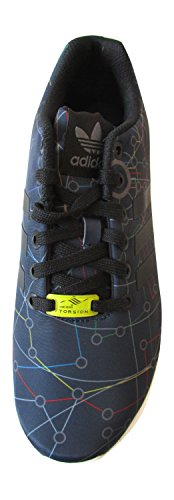 adidas City Colnav torsion Black Originals M21618 London Zapatillas Flux Wht hombre Zx para 1wBHqnrx1P