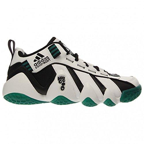 Adidas Eqt clave Entrenador edición limitada Sneakers Negro / Verde / Blanco