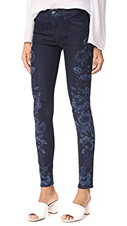 Amazon.com: J Brand Women's 620 Mid Rise Super Skinny Jeans: Clothing
