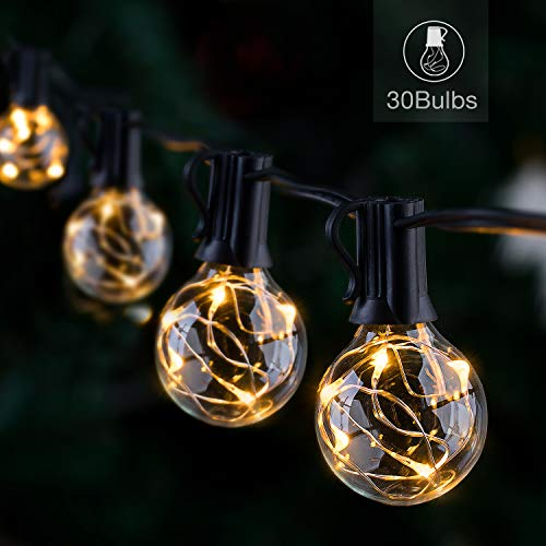 String Of Electric Garden Lights in US - 2