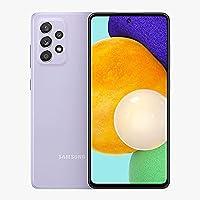 Samsung Galaxy A52 Dual SIM - 6.5 inches, 8 GB RAM, 256 GB - Violet