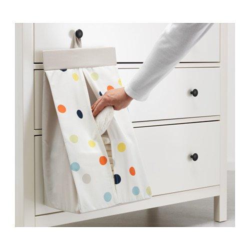 IKEA DRÖMLAND Nappy Stacker/Children\'c Clothes Organiser ...