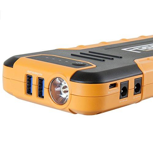 Freeman P800AJS 800 Amp Jump Starter and Power Supply by Freeman (Image #2)