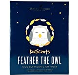 Young Living Feather the Owl Diffuser with 10 LED