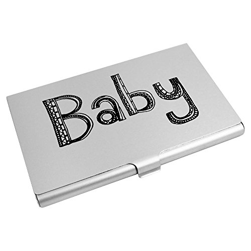 Azeeda Card CH00003829 'Baby' Holder Business Azeeda Credit 'Baby' Wallet Card dqwIZf