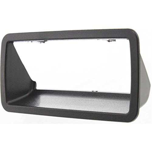 (Diften 102-A3912-X01 - New Tailgate Handle Bezel Outer Black S10 Pickup Chevy GM1916103 15007219)