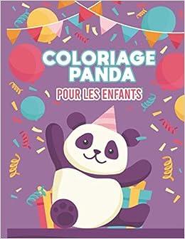 Amazon Fr Coloriage Panda Coloriages Pour Les Enfants Pandas Et Bambous Jungle De Chine Carnet De Coloriage Bambou Entertainement Mandala Livres