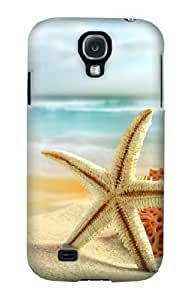 S1117 Starfish on the Beach Case Cover For Samsung Galaxy S4 mini