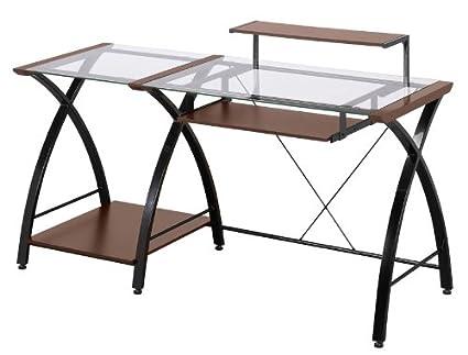 Amazon Com Z Line Brisa Desk Kitchen Dining