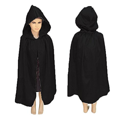 Eliffete Child Cosplay Costume Halloween Witch Costume Cosplay Hooded Cape - Spice Dress Baby Up