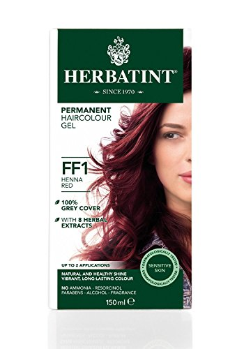 Herbatint, Hair Color Flash Henna Red, 4.56 Fl Oz
