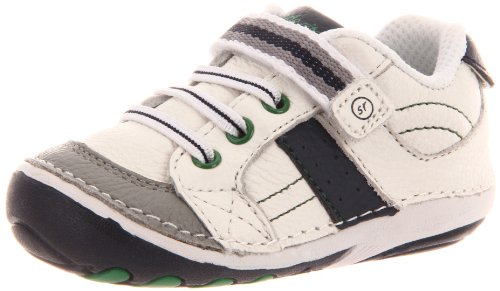 Infant Boy's Stride Rite 'Arte' Sneaker, Size 3 W - White