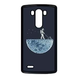 LG G3 Cell Phone Case Black MOWN CBVNDEA01858