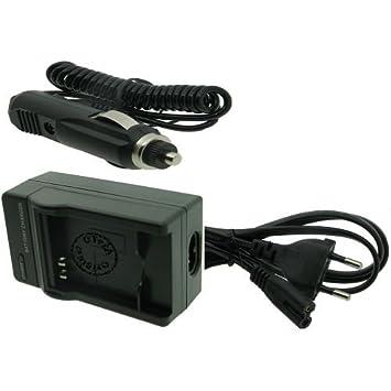 Cargador de batería para PANASONIC LUMIX DMC-TZ70: Amazon.es ...