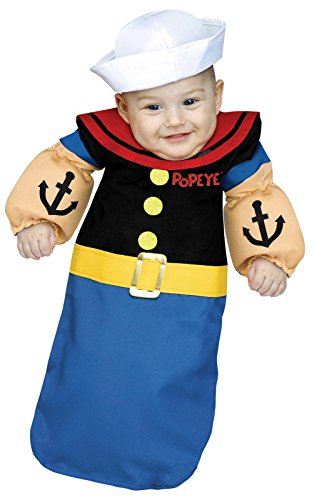 Fun World Boys Funworld's Costume, Multicolor, One Size
