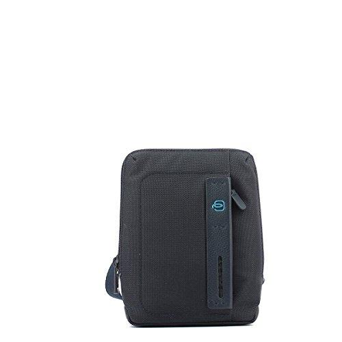 porta Cobalt Piquadro Uomo con Blue Borsa mini iPad Tracolla 0Iqxg