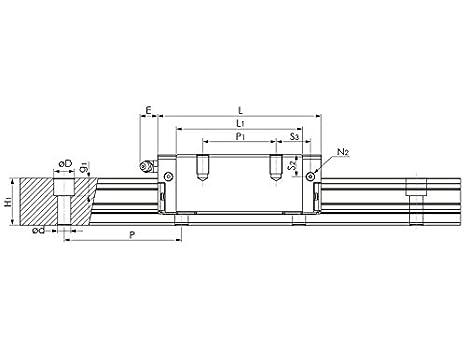 Linearwagen ARC 20 MS Blockmodell
