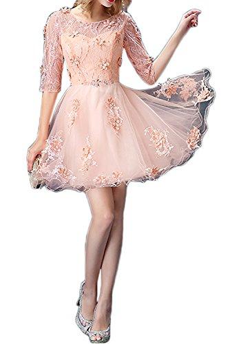 Missdressy - Vestido - trapecio - para mujer Orangerosa