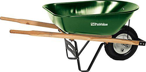 Seymour-85723-6-cu-ft-Steel-Wheelbarrow-60-x-265-x-1075-Green
