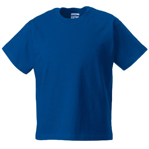 Rosso De Acceso Schoolgear Jerzees Léger shirt Kid T 4dYwq6