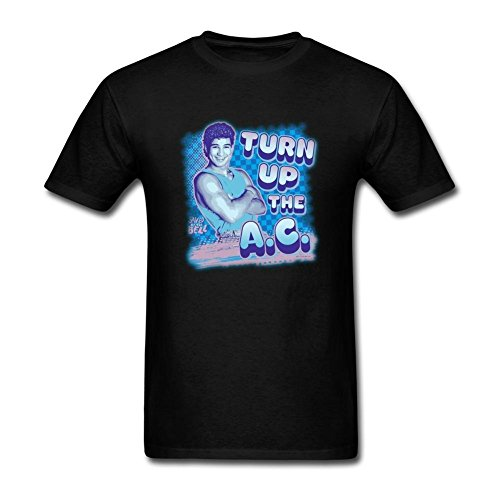 judian-saved-by-the-bell-turn-up-the-ac-t-shirt-for-men