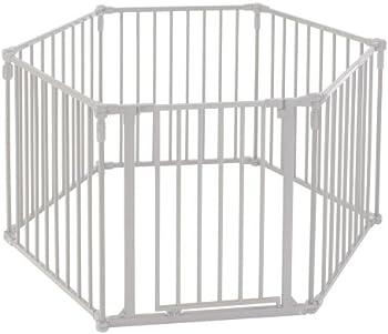 North States Superyard 3-in-1 Metal Gate