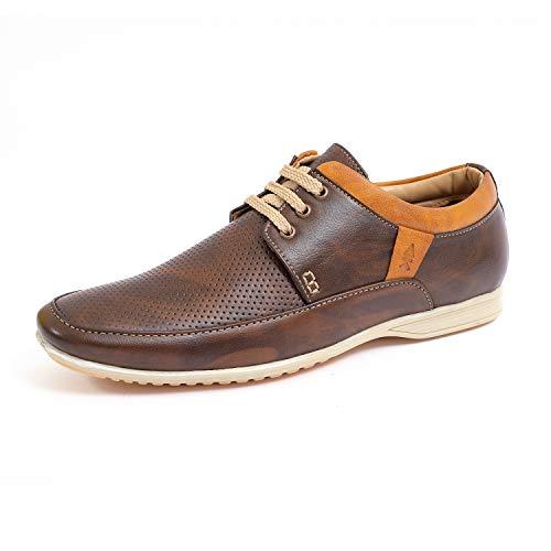 Advick Men's Office Derby Semi Casual Shoes