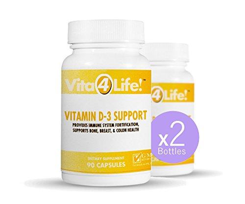 Vita4life Vitamin D3, 30,000 Iu, Capsules - 180 Count