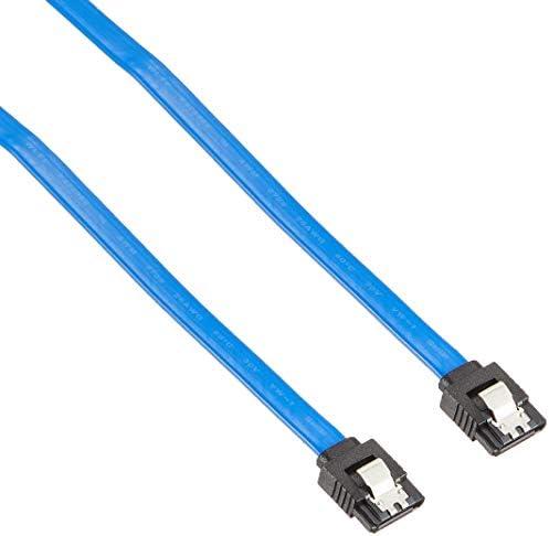 アイネックス ラッチ付 シリアルATAケーブル 70cm SAT-3107BL