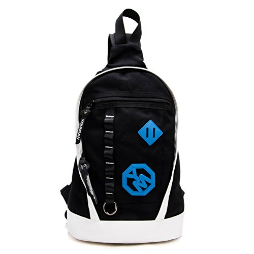 Pecho de tela Pack/bolso de bandolera/mochila de mensajero/Hombres ciclismo paquete/bolsa-2 2