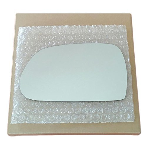 Mirror Glass and ADHESIVE 2001 - 2006 Elantra Driver Left Side Replacement