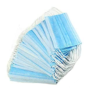 Disposable Face Masks (Pack of 10ct) (B084B595HT) | Amazon price tracker / tracking, Amazon price history charts, Amazon price watches, Amazon price drop alerts