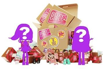 Boxy Girls LIMITED EDITION BIG BOX TOP TOY 2018