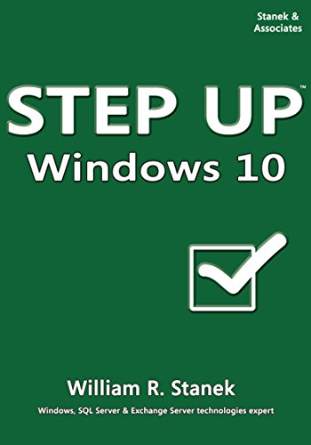 Windows 10: Step Up & Into Pdf