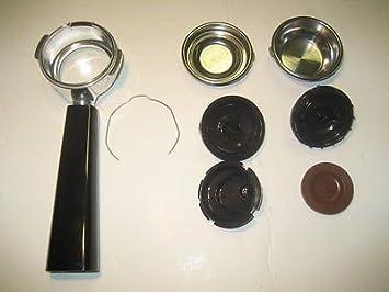Ariete 208 puerta Filtro máquina Retro 1388 Picasso 1366 Miro 1338 1339: Amazon.es: Hogar