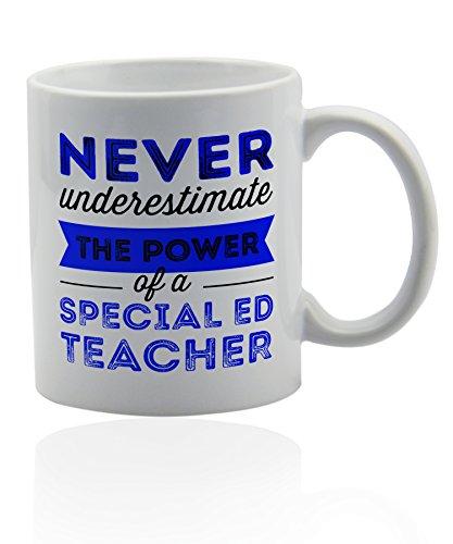 (Social education ed teacher mug for coffee or tea 11 oz. Funny gag joke gift cup. Thank you appreciation gifts.)