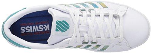 K Women's CMF Sneaker Swiss White Hoke Baltic 55qwrgv