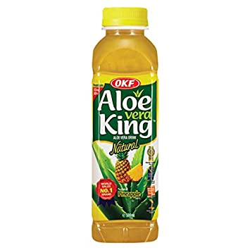 OKF Aloe Vera King Drink (Pineapple, 10)