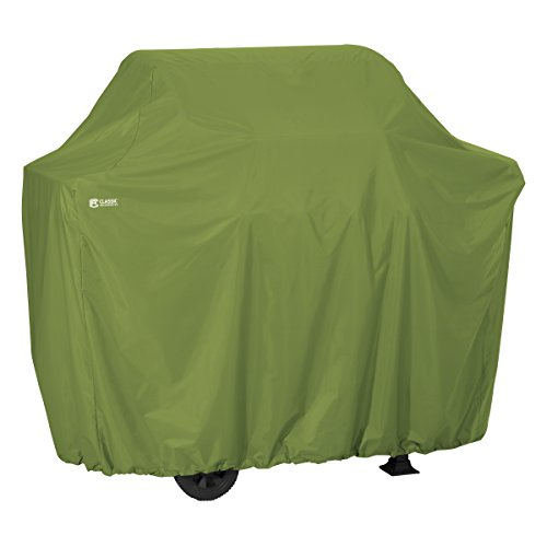 Classic Accessories 55-354-031901-EC Sodo Patio/Outdoor Grill Cover, Medium, Herb