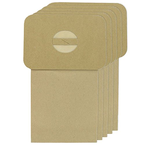 Spares2go Strong Dust Bags For Volta U240 U241 Vacuum Cleaner (Pack Of 5)