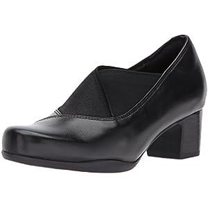 CLARKS Women's Rosalyn Olivia Slip-on Loafer
