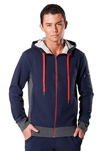 Bamboo Hoody (softwearlab Bamboo Fleece Hoodie large navy)